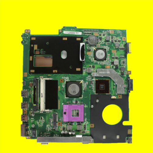 FOR ASUS X61S F50SL Laptop Motherboard Mainboard REV 2.1 69N0CUM12A06 Test