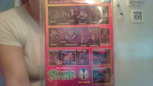Spawn Series 1 1994 OVERKILL Figure 10106 NIP