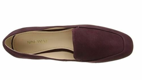 M 740362256805 Ballet Nubuck Women's Us Flat 5 Wine Nine Xalan West 7ORxnn8