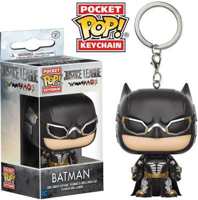 Batman Pocket Pop Keychain Official Dc Comics Justice League Funko Pop Keyring Mit Traditionellen Methoden