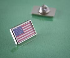 USA American Flag Pin/Lapel Badge