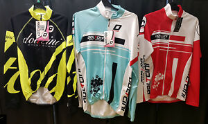 CLEARANCE-NEW-Doltcini-Long-Sleeved-Ladies-Womens-Cycling-Jersey-SCHILS-UK-stock