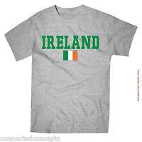 St Patrick's Day Ireland Men's T-shirt (available Sizes: Large - Xxlarge)