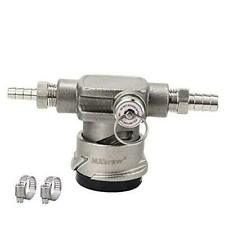 All Stainless Steel Low Profile Keg Coupler Sankey D System Coupler With