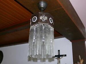 Raritaet-Original-Jugendstil-Lampe-Deckenlampe-Jugendstillampe-ca-1910