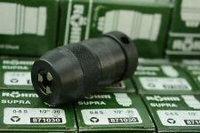 Rohm Supra Keyless Drill Chuck Machine Tool 0 516 Capacity 12 20 Thread