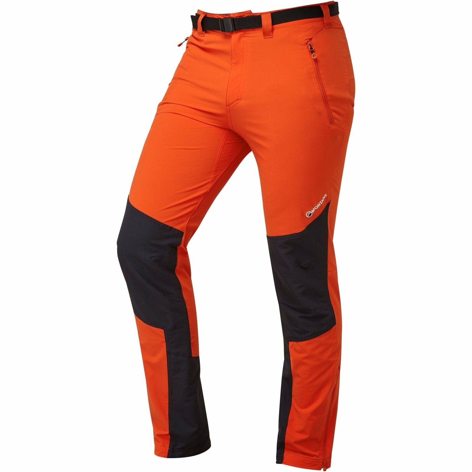 Montane Alpine Stretch Pant-Regular Leg