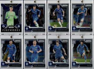 2019-20-Panini-Prizm-Premier-League-Chelsea-Team-Lot-Willian-Kepa-Alonso-Kovacic