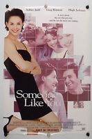 Someone Like You - Ashley Judd - Original 1 Sh Int'l b 2001 Rolled Ds C9/c10