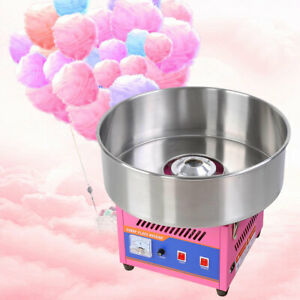 Electric-Commercial-Cotton-Candy-Machine-Sugar-Fairy-Floss-Maker-Party-Home-DIY