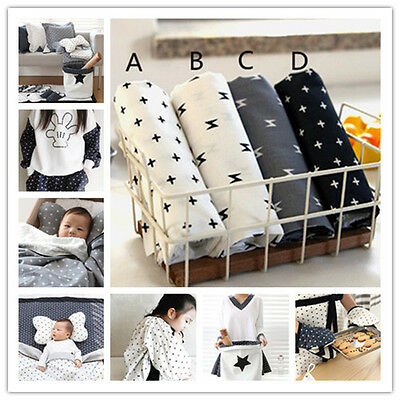 160cm*50cm CROSS cotton fabric baby cloth kids bedding patchwork infant tecidos