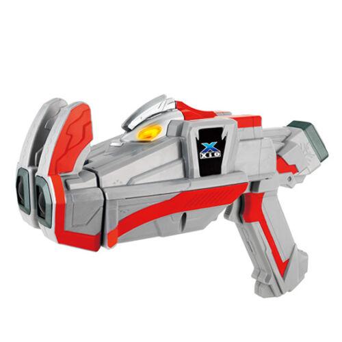 ULTRAMAN X Team Xio DX ULTRA RISER Gun Weapon Light /& Sound Cosplay FreeShipping