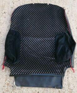 Citroen AX GT Original Fabric Front Seat Back Cover