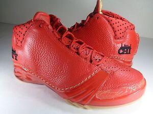 Nike Air Jordan XX3 Retro 23 Chi town Chicago Red Gum SZ 12 (811645-650)