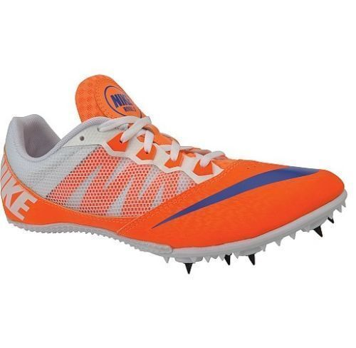 0fc1f74ecc067 Nike Nike Nike ZOOM RIVAL S7 Track Running Sprint Shoe ORANGE BLUE WHITE no  Spikes Mens