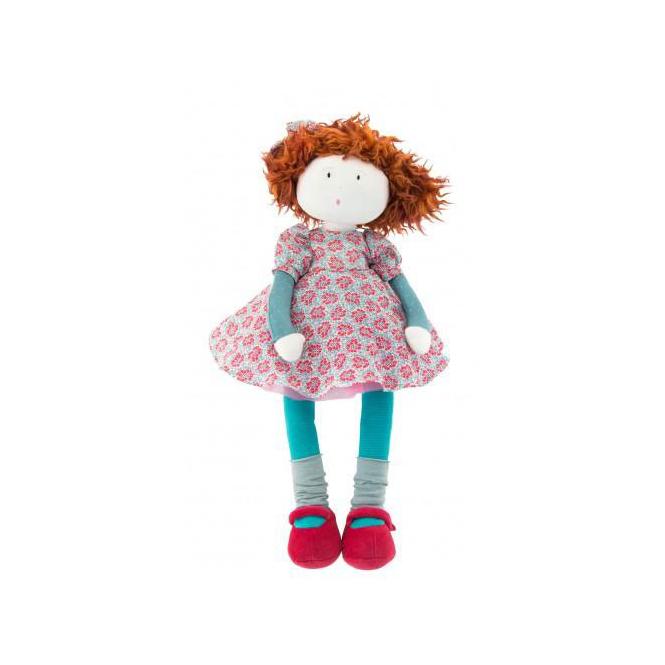 Moulin rossoy Les  coquettes Fanette Bambola di pezza 50cm  vendita di fama mondiale online