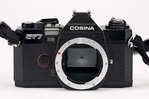 Cosina-Computer-CT-7-CT7-SLR-Kamera-Body-Gehaeuse-Spiegelreflexkamera