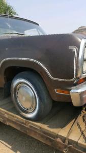 1978 Dodge Ram 1500 custom