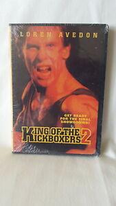 KING-OF-THE-KICKBOXERS-2-DVD-REGION-1-LOREN-AVEDON-Martial-Arts-NEW