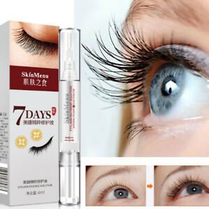 ec5b35eb658 Women's Eyelash Enhancer Eye Lash Rapid Growth Serum Liquid Natural ...