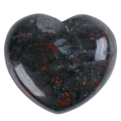 "Beautiful Hearts Crystal Healing Reiki Stone DIY 1.8/"" 45mm AST207"