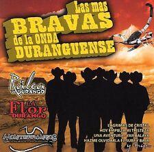 Various Artists-Las Mas Bravas De La Onda Duranguense CD NEW