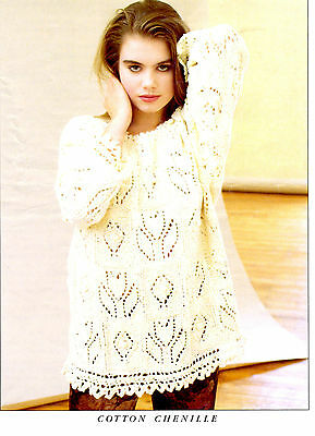 womens sweater knitting pattern 99p