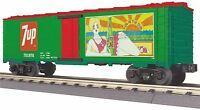 30-78074 Mth Railking 7up Modern Reefer Car