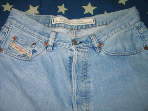 Diesel Jeans baggy loose Basic 32x32