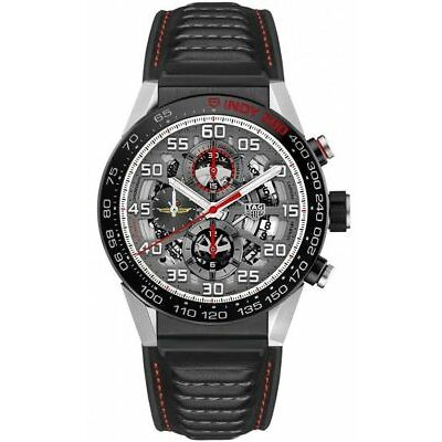 CAR2A1D.FT6101 Brand New TAG Heuer Carrera Indy 500 Limited Edition Men's Watch