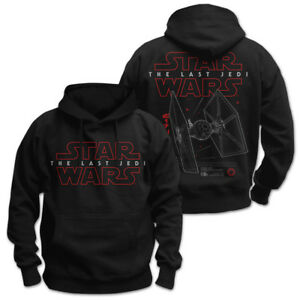 STAR-WARS-The-Last-Jedi-TIE-FIGHTER-SF-Hoodie-Kapuzenpullover