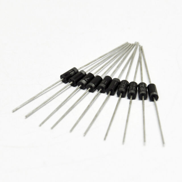100pcs 1N4007 IN4007 DIP PLASTIC RECTIFIER Diode MIC original For Arduino DIY