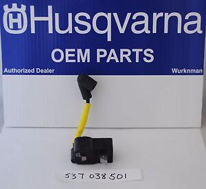 Genuine OEM Husqvarna MODULE FLYWHEEL KIT Part Number 537380901
