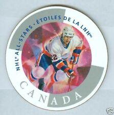 Mike Bossy 2003 Canada Post Hockey NHL Coaster '03 New York Islanders
