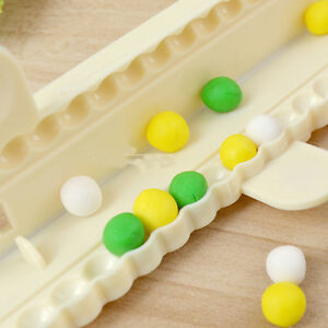 7mm Pearls Beads Fondant Cutter Mold Decorating Cake Gum ...