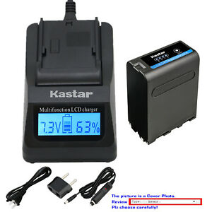 Kastar-Battery-LCD-Fast-Charger-for-Sony-NP-F990PRO-MVC-FD73-MVC-FD75-MVC-FD81