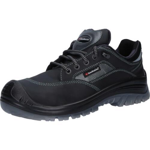 CanadianLine CL Nepal S3 Sicherheitsschuhe schwarz//grau