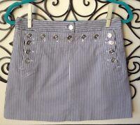 D&G Dolce & Gabbana cotton skirt size 38 2 4 small