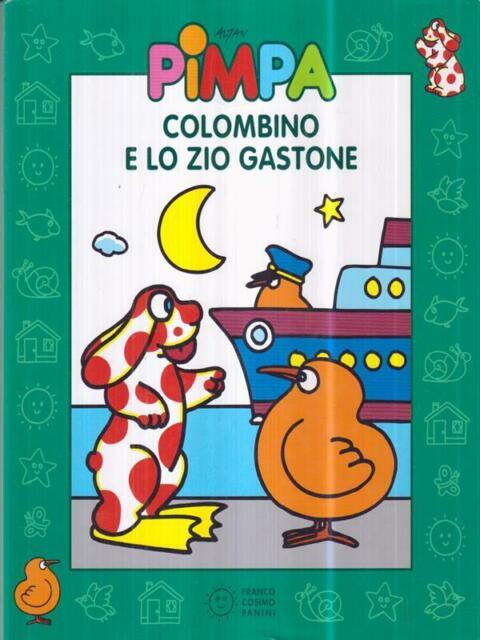 COLOMBINO E LO ZIO GASTONE. CON VIDEO LIBRO  ALTAN TULLIO F.
