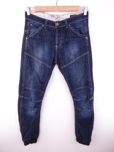 Brut 3d Taille Jeans Tempête G Pantalon Elwood star Jy2692 Genou Original w7HPEqn8