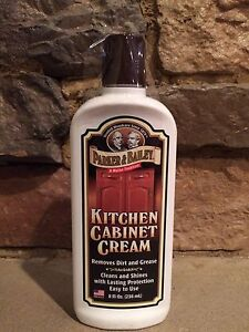 parker bailey kitchen cabinet cream and bailey kitchen cabinet 8oz new 7380