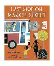 Last Stop on Market Street Free Shipping