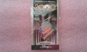 Disney-Countdown-to-the-Millennium-Trading-Pin-87-Bedknobs-amp-Broomsticks-1971