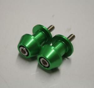 DIABOLOS-ALUMINIO-10MM-verde-ZX6R-ZX10R-Z1000-Z750-Z800