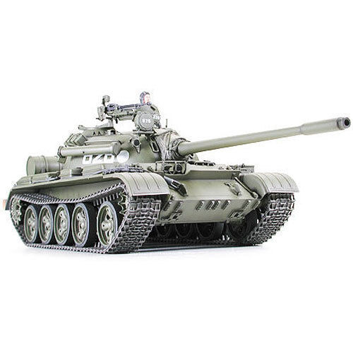 TAMIYA 35257 Soviet Tank T 55 1 35 Military Model Kit