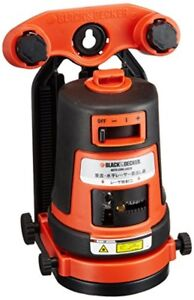 New Black & Decker Projected Crossfire Auto Level Laser BDL310S From Japan F/S