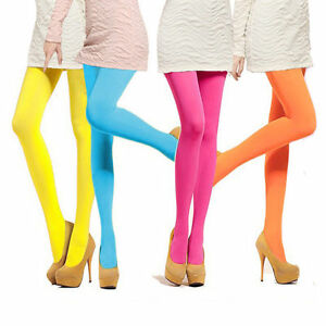 Hot opaque pantyhose women