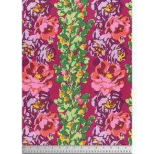 FreeSpirit Amy Butler ROSE VINE 100% Cotton Fabric -WINE- £12.50 per M-Free P&P