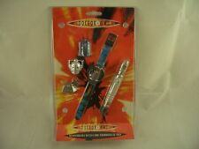 DOCTOR WHO Interchangeable Watch Sonic Screwdriver LED Torch