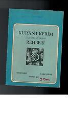 Kuran-I Kerim - Rehberi - 1973